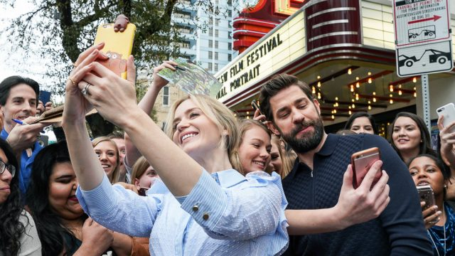 A Quiet Place premiere at SXSW Film Festival – Photo by Amy Price/Getty Images for SXSW